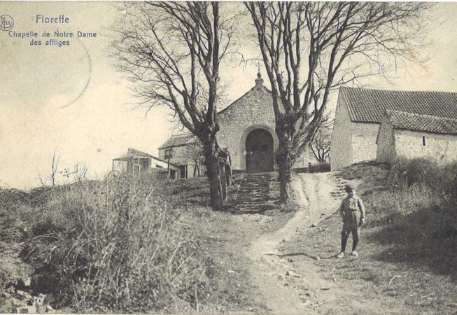 Rue du Carmel - Chapelle Notre-Dame des affligés