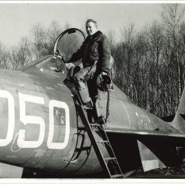 Floreffe – René DOUMONT – pilote de chasse