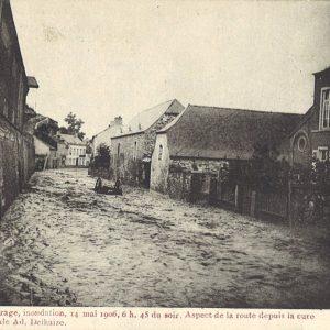 Inondation de Floreffe