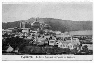 Plumerie de Floreffe – Carte postale