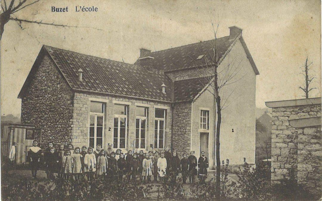 Floreffe – Buzet – rue Massaux-Dufaux – école maternelle communale