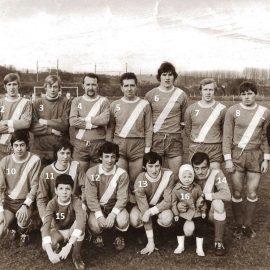 Floreffe – football – équipe de 3ème provinciale – saison 1971/1972