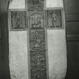 Floreffe – église paroissiale Notre-Dame du Rosaire – vêtements liturgiques