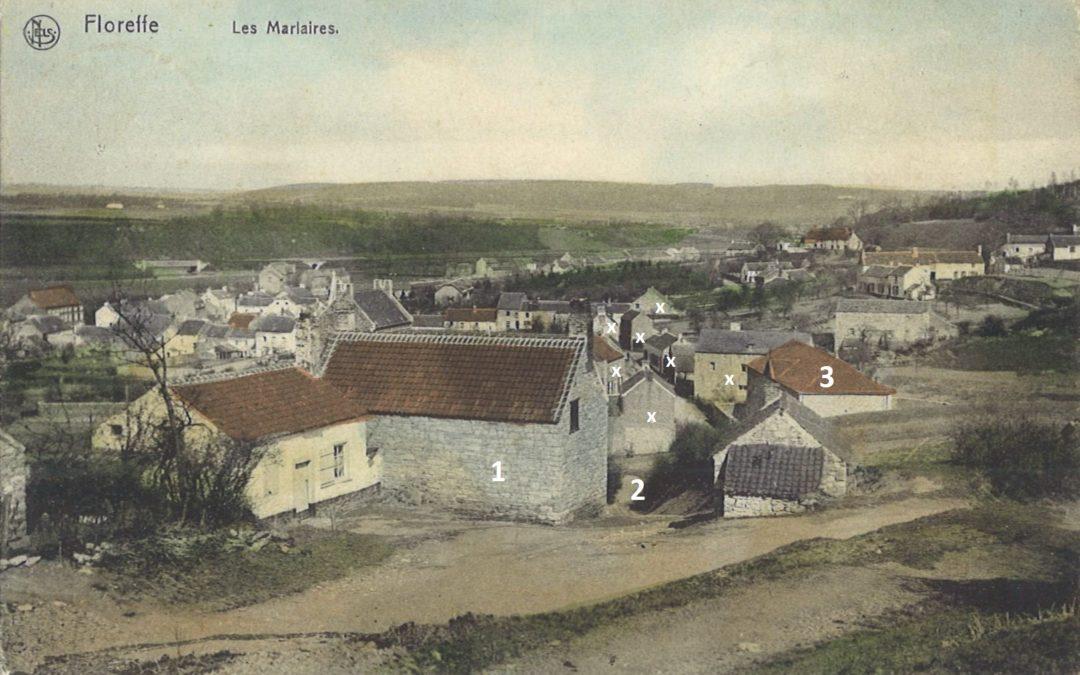 Floreffe – Tienne Saint-Roch