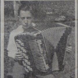 Franière – Omer NOTTE – accordéoniste