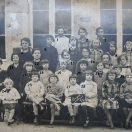 Floreffe – Buzet – école primaire communale des filles – 1932