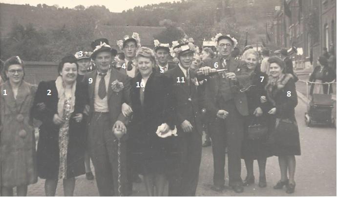 Franière – guerre 40-45 – libération – septembre 1944