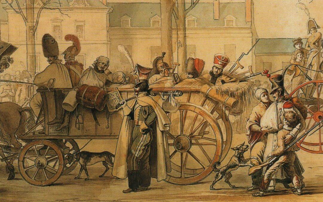Sous l'occupation française – commentaires – Jean EVARISTE