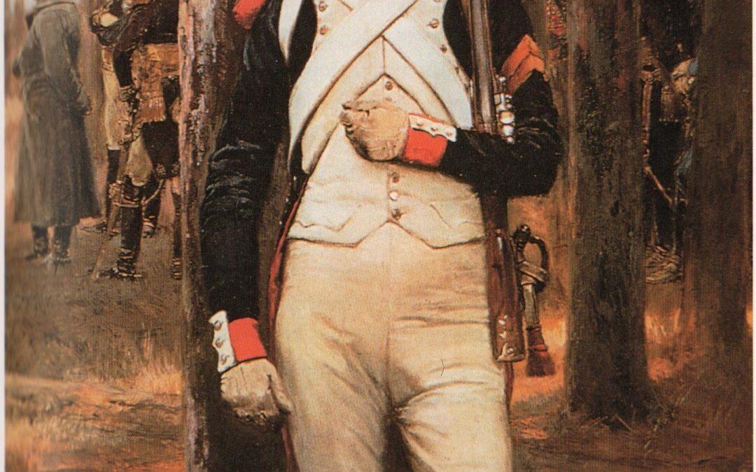 Floriffoux – Sous l'occupation française – liste des appelés – Jean EVARISTE
