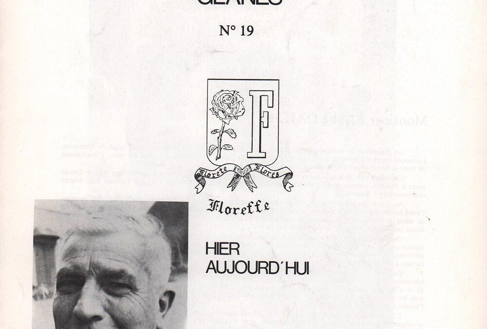 Glanes – juin 1981 – n°19