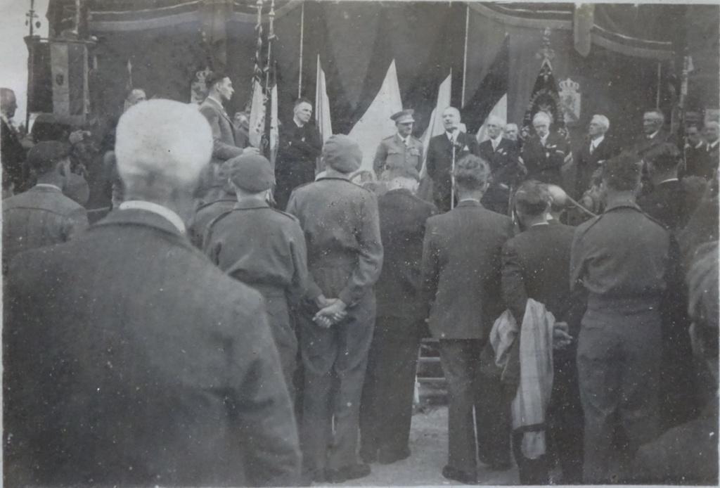 Floriffoux – fêtes de la Victoire – 9 et 10 juin 1946