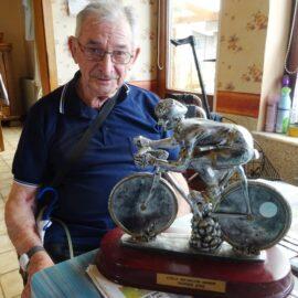 Floriffoux – Cyprien Fustin : la passion du vélo