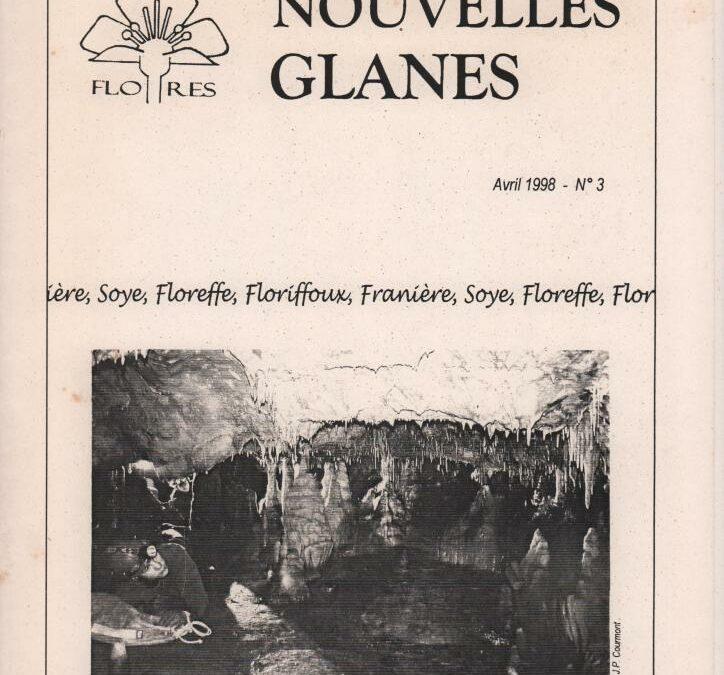 Floreffe – nouvelles glanes – avril 1998 – n°3