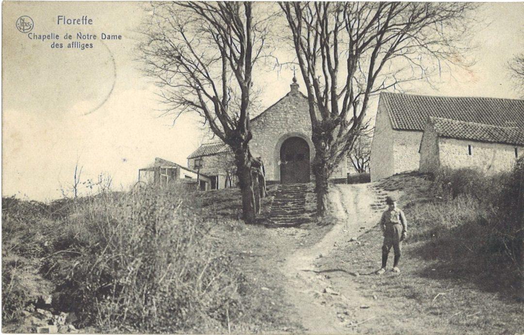 Floreffe – rue du Coriat – chapelle Notre-Dame des Affligés