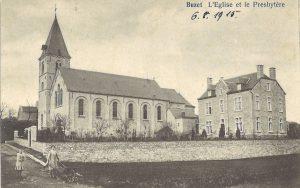 Buzet – L'église