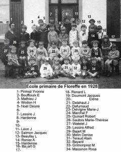 1928 Ecole primaire A