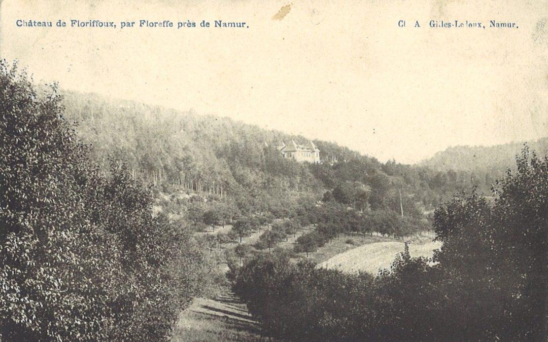 Floriffoux – rue Poujoux – château du Pavillon