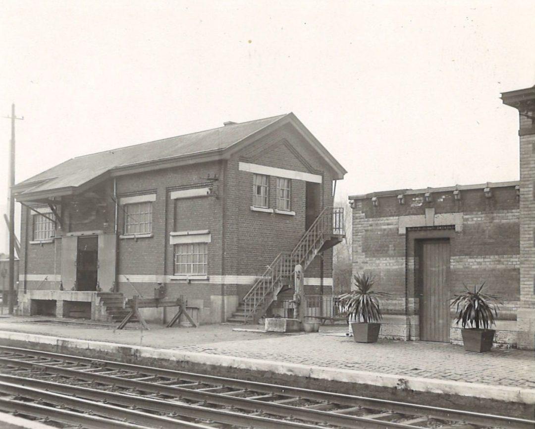 Franière – la gare – annexe