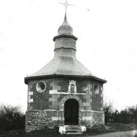 Soye – carrefour des rues Saint-Roch et Notre-Dame des Affligés – chapelle Saint-Roch