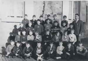 Floriffoux – école primaire communale garçons – 1964 n°