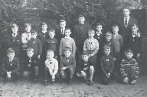 Floriffoux – école primaire communale garçons – 1965 n°