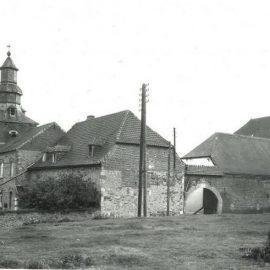 Floriffoux – rue Oscar Gubin – ferme de la Tour