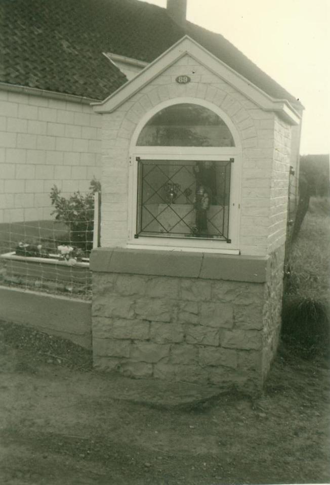 Soye – carrefour des rues Saint-Roch et de la Basse-Sambre – chapelle Saint-Antoine