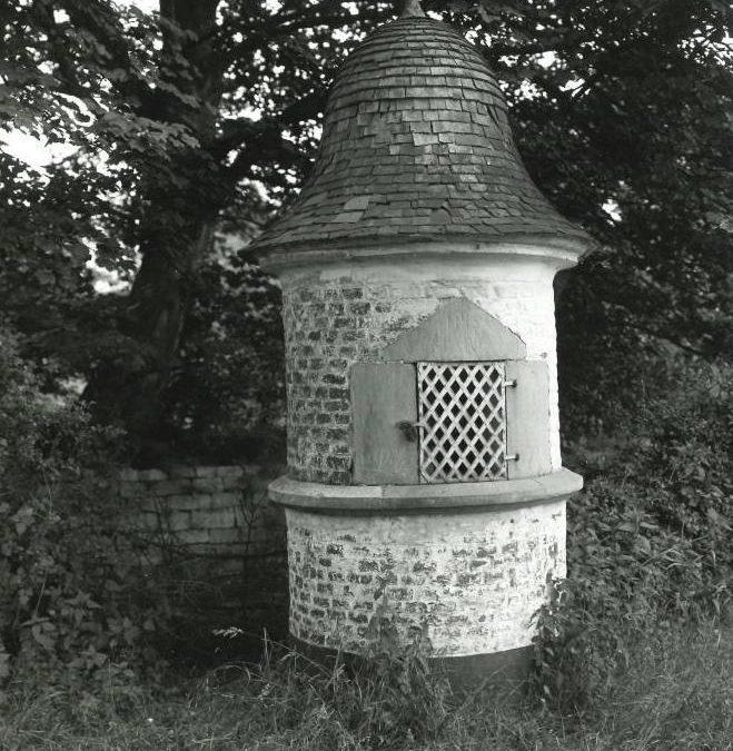Soye – carrefour des rues de Spy et Nouvelle – chapelle Notre-Dame d'Ourchet – 1641