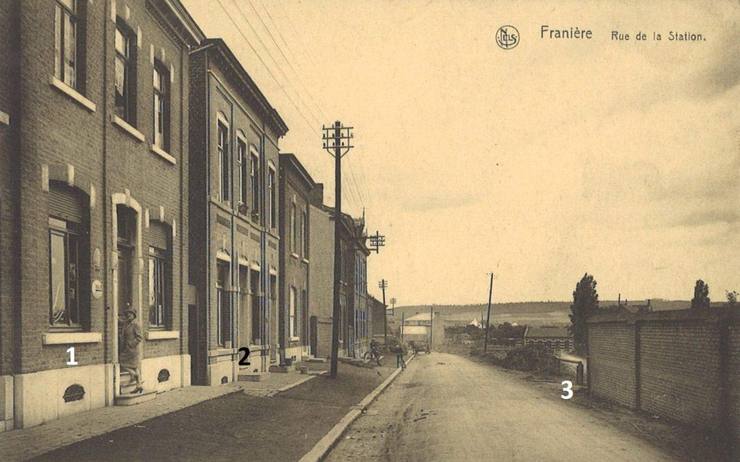 Franière – rue de Floreffe