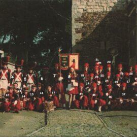 Franière – compagnie des zouaves – vers 1976