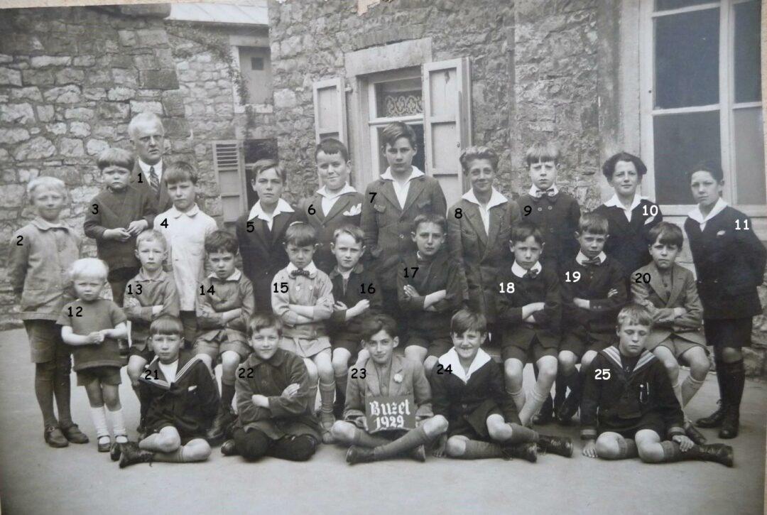 Floreffe – Buzet – école primaire communale des garçons – 1929