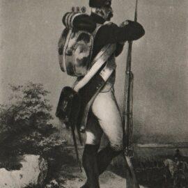 Soye – Sous l'occupation française – tableau des appelés – Louis LESSIRE