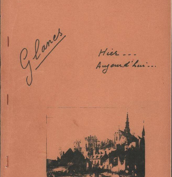 Glanes – Noël 1971 – n°1