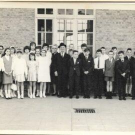 Floreffe – confirmations – vers 1965