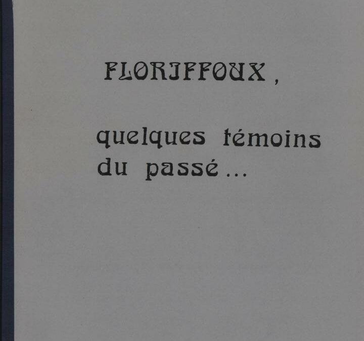 Floriffoux – témoins du passé – documents photographiques – n°9
