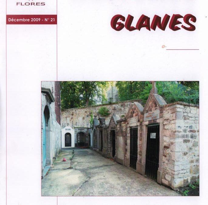 Floreffe – nouvelles glanes – décembre 2009 – n°21