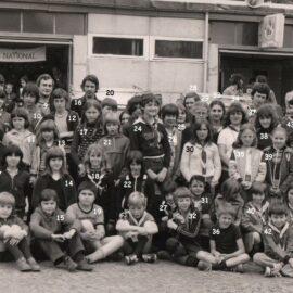 Franière – patro – août 1979