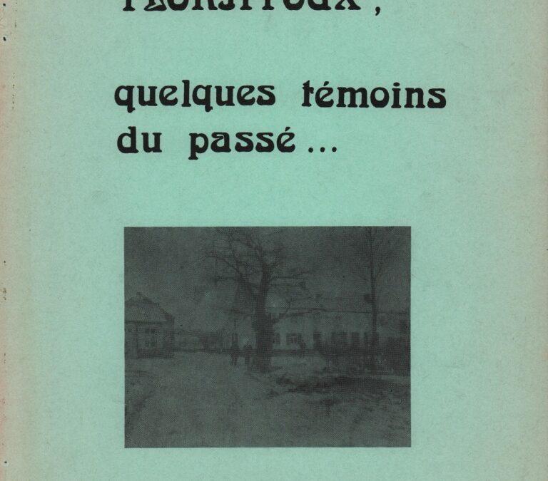 Floriffoux – témoins du passé – documents photographiques – n°7